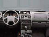 Images of Mitsubishi Pajero Metal Top 1997–99