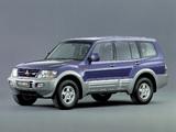 Images of Mitsubishi Pajero 5-door (III) 1999–2006