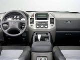 Images of Mitsubishi Pajero 3-door 1999–2006