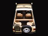 Mitsubishi Pajero Canvas Top (I) 1982–91 pictures
