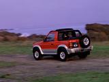 Mitsubishi Pajero Canvas Top 1991–99 images