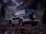 Mitsubishi Pajero Metal Top (II) 1991–99 photos