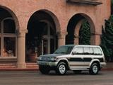 Mitsubishi Pajero Wagon 1991–97 photos