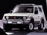 Mitsubishi Pajero Metal Top JP-spec 1991–99 photos