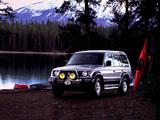 Mitsubishi Pajero Wagon JP-spec (II) 1991–97 pictures