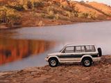 Mitsubishi Pajero Wagon 1991–97 wallpapers