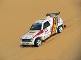 Mitsubishi Pajero Rally-Car 1992–96 photos