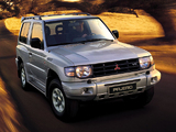 Mitsubishi Pajero Metal Top 1997–99 images