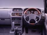 Mitsubishi Pajero Metal Top JP-spec 1997–99 pictures