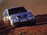 Mitsubishi Pajero 5-door (III) 1999–2006 pictures