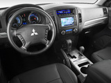 Mitsubishi Pajero 5-door 2006–11 photos