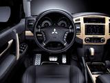 RPM Mitsubishi Pajero 5-door (IV) 2008 images