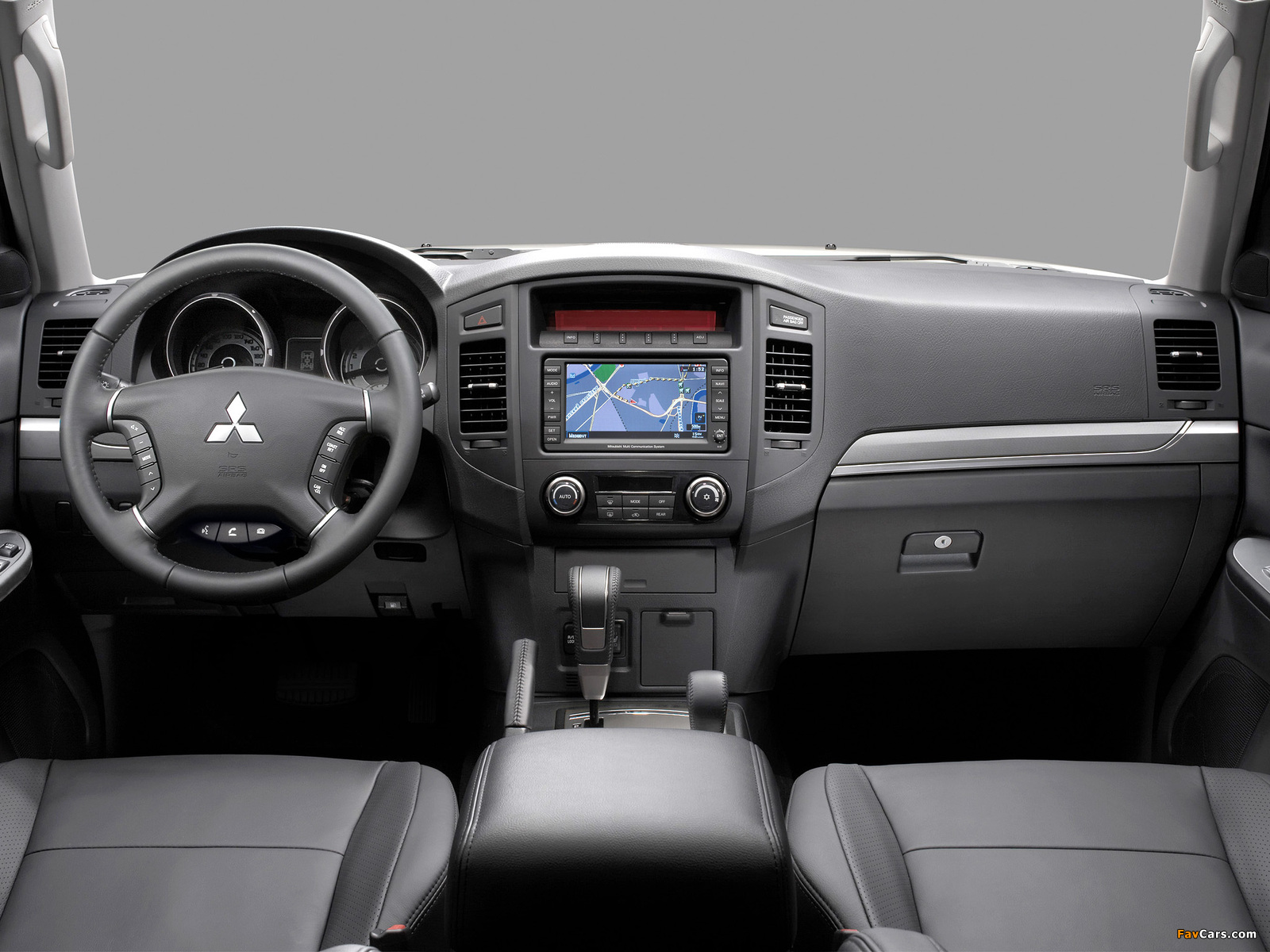 Mitsubishi Pajero 5-door 2011 photos (1600 x 1200)