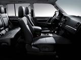 Mitsubishi Pajero 5-door 2011 wallpapers