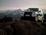 Photos of Mitsubishi Pajero Metal Top (II) 1991–99