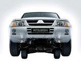 Photos of Mitsubishi Pajero 5-door (III) 1999–2006