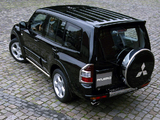 Photos of Mitsubishi Pajero Xceed (III) 2002