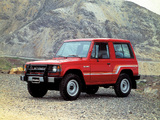 Pictures of Mitsubishi Pajero Metal Top (I) 1982–91