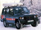 Pictures of Mitsubishi Pajero Wagon (I) 1983–91