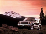 Pictures of Mitsubishi Pajero Metal Top JP-spec 1991–99