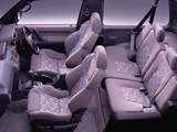 Pictures of Mitsubishi Pajero Metal Top JP-spec 1997–99