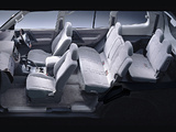 Pictures of Mitsubishi Pajero LongExceed JP-spec 1999–2002