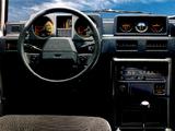 Mitsubishi Pajero Wagon (I) 1983–91 wallpapers