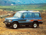 Mitsubishi Pajero Wagon High Roof (I) 1983–91 wallpapers