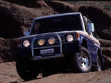 Mitsubishi Pajero Rothmans Special (I) 1987 wallpapers