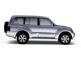 Mitsubishi Pajero 5-door (III) 1999–2006 wallpapers