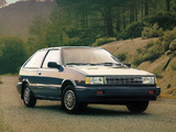 Mitsubishi Precis 3-door 1985–89 wallpapers