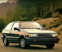 Pictures of Mitsubishi Precis 3-door 1985–89