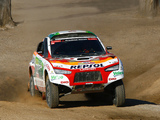 Mitsubishi Racing Lancer 2008 wallpapers