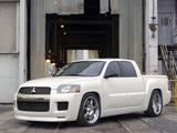 Mitsubishi Street Raider Concept 2005 pictures