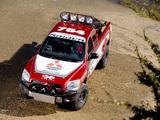 Mitsubishi Raider Baja 2006 images