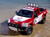 Mitsubishi Raider Baja 2006 pictures