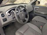 Pictures of Mitsubishi Raider DuroCross 2006–09