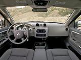 Mitsubishi Raider Single Cab 2005–09 wallpapers