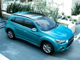 Images of Mitsubishi RVR (GA3W) 2010