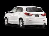 Mitsubishi RVR Roadest (GA3W) 2011 wallpapers