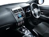 Mitsubishi RVR (GA3W) 2012 images
