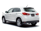 Pictures of Mitsubishi RVR (GA3W) 2012
