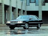 Photos of Mitsubishi Sapporo 1987–90