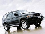 Mitsubishi Shogun Sport 1999–2005 pictures