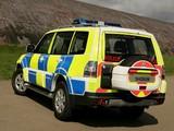 Images of Mitsubishi Shogun 5-door Police 2006