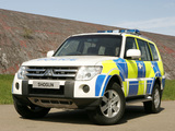 Mitsubishi Shogun 5-door Police 2006 images