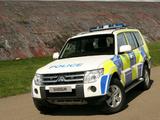 Mitsubishi Shogun 5-door Police 2006 pictures