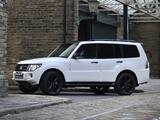 Mitsubishi Shogun Black 2012 pictures