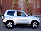 Photos of Mitsubishi Shogun 3-door 2006