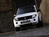 Photos of Mitsubishi Shogun Black 2012
